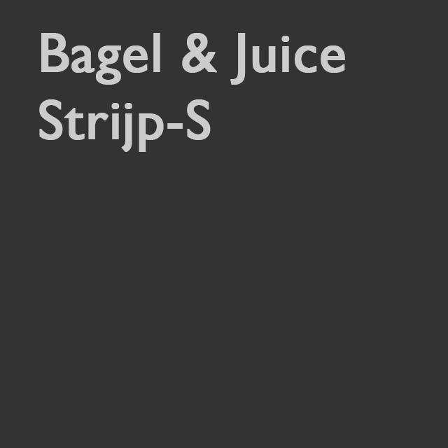 Bagel & Juice Strijp-S